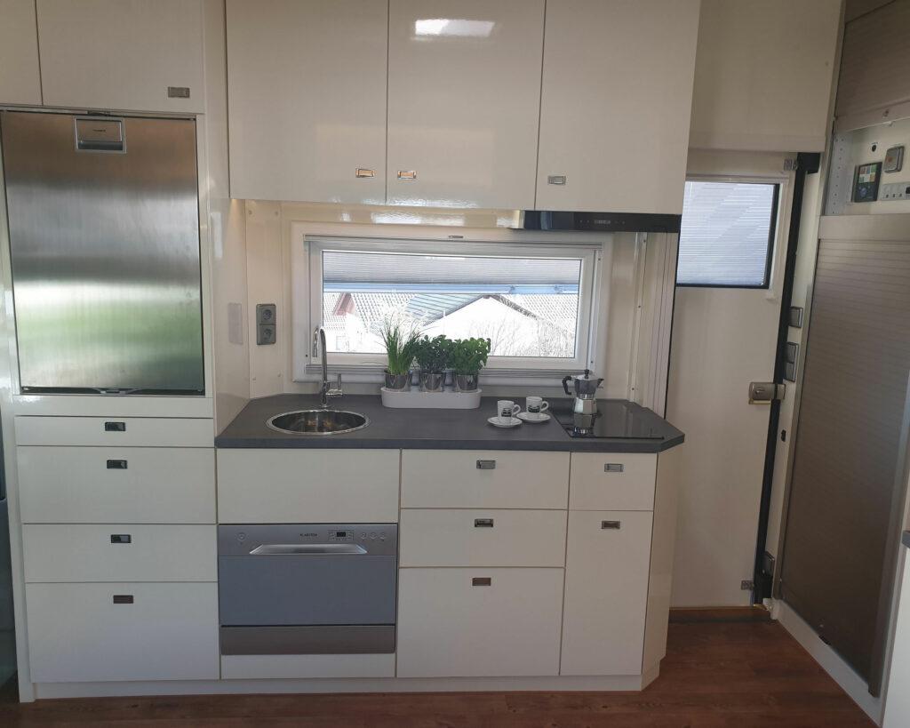 Küche Campervan